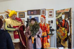 Анимационная программа в Музее Мыла г.Шуя
