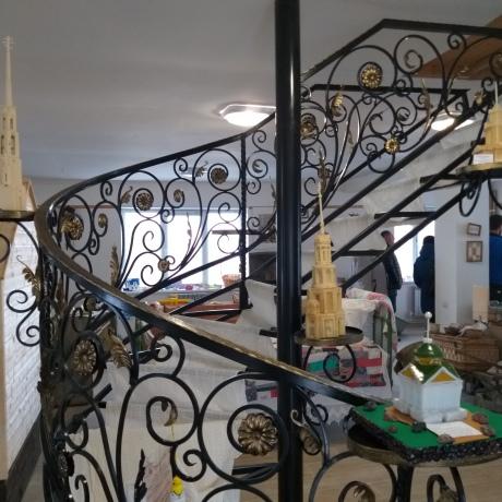 Шуйская колокольня, водонапорная башня и возовые весы в новом обрамлении